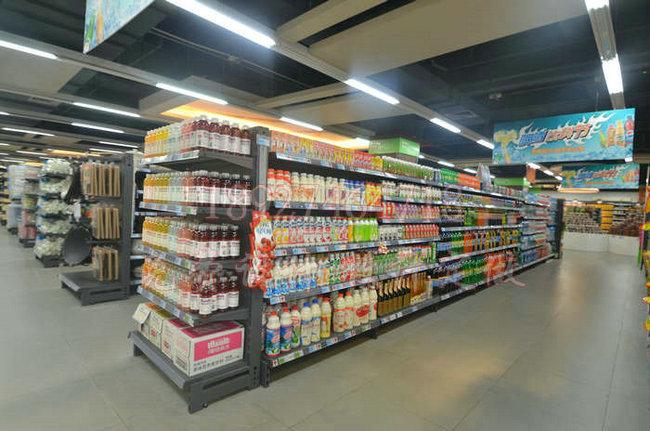 超市货架商品陈列小心机!